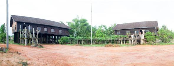 Betang Tumban Manggu panorama