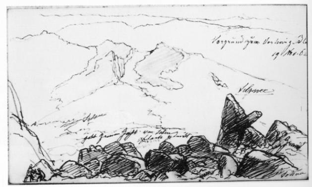 EVG - foreground sketch